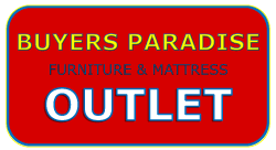Buyers Paradise Furniture & Mattress Outlet Logo